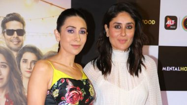 Kareena Kapoor Looking for Right Script to Work With Sister Karisma