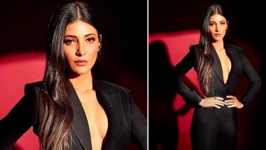 Shruti Haasan on Nepotism: 'Doors Opened for Me Because of My Surname'