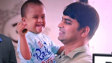 Aditya Tiwari, India's Youngest Single Dad Who Adopted Child With Down Syndrome to be Felicitated As 'World's Best Mommy' on Women's Day 2020 Event
