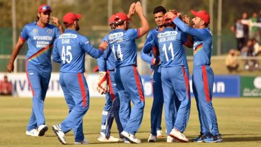 Rashid Khan, Mohammad Nabi Star as Afghanistan Seal Series with 45-Run Victory over Zimbabwe in 2nd T20I