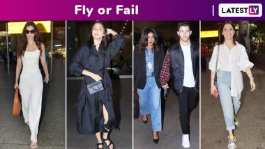 Fly or Fail: Priyanka Chopra, Anushka Sharma, Diana Penty, Tamannaah Bhatia Fly in Style!