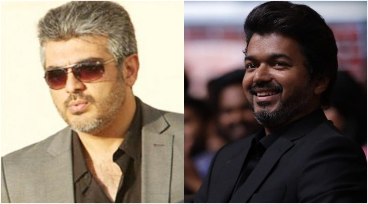 Thalapathy Vijay Says He Took Fashion Inspiration From 'Friend' Thala Ajith For Master Audio Launch! (Watch Video)