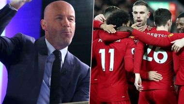 Premier League Legend Alan Shearer Makes Huge Claim About Liverpool's Title Chances if Season Is Declared Null & Void