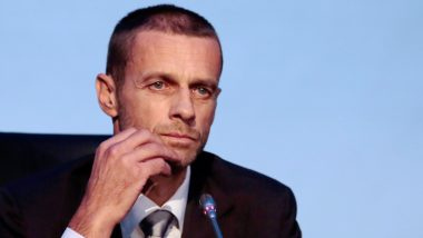 UEFA President Aleksander Ceferin Sets Deadline for Champions League Conclusion Amid Coronavirus Pandemic