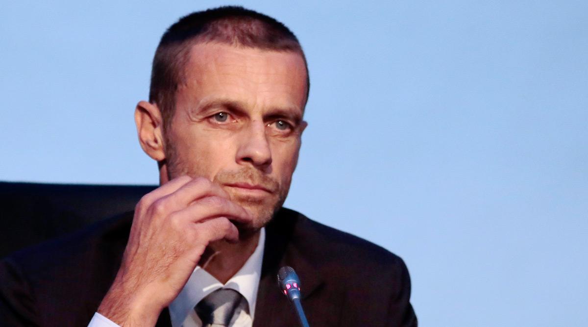 UEFA President Aleksander Ceferin Sets Deadline for Champions League Conclusion Amid Coronavirus Pandemic