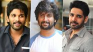 COVID-19 Outbreak: Allu Arjun, Nani, Sushanth and Others Donate to Corona Crisis Charity