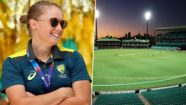 Alyssa Healy Takes Cheeky Dig at Men's Cricket After Australia vs New Zealand 1st ODI Takes Place in Crowdless SCG (See Post)