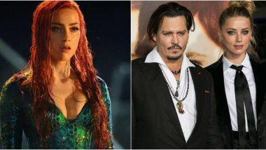 Aquaman 2: Is Amber Heard Getting Replaced from the DC Film Due to Johnny Depp Controversy?