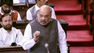 Jammu And Kashmir Official Languages Bill Passed by Lok Sabha: Amit Shah Hails Passage Of The Bill, Calls it 'Momentous Day'