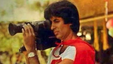 Amitabh Bachchan Shares a Throwback Picture Dressed As Superman, Wishes He Could Turn Into a Superhero and Fight Coronavirus