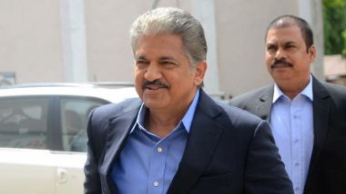 Anand Mahindra Says '2021 Will Be Year of Reinvention and Regeneration'
