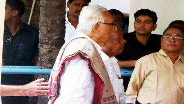 Anbazhagan, DMK General Secretary, Dies at 97