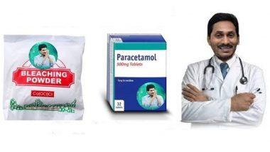 'Coronavirus Can Be Treated With Paracetamol, Bleaching Powder Will Kill COVID-19,' Says Andhra Pradesh CM Jaganmohan Reddy, Netizens Make Memes and Jokes on Viral Video