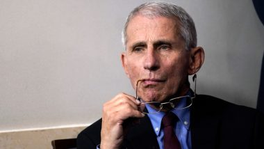 Anthony Fauci, US President's Chief Medical Adviser, Hits Back at Criticism Over His Leaked Email, Says 'Those Attacking Him Are Actually Criticising Science'