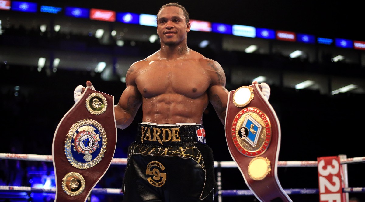 Anthony Yarde's plea after dad's death from coronavirus