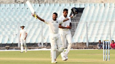 Ranji Trophy 2019–20: Bengal Defeat Karnataka by 174 Runs to Advance to First Final in 13 Years