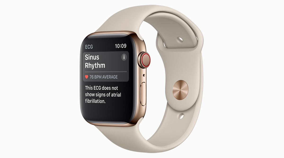 Apple Watch Series 6 Reportedly To Come With A Touch ID Fingerprint Sensor
