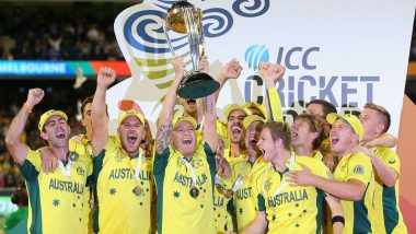 This Day That Year: When Australia Lifted the Cricket World Cup for Fifth Time