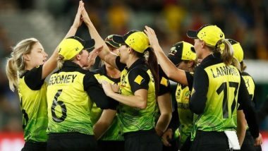 IND vs AUS ICC Women's T20 World Cup Final 2020 Match Result: Australia Clinical Performance Beat India by 85 Runs to Win 5th WC Title