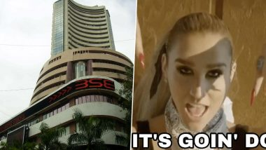 Bloodbath Trends on Twitter After Friday The 13th Morning Doom in Sensex, Nifty Amid Coronavirus Fears; Sharp Recovery Seen in Indian Markets Later in The Day