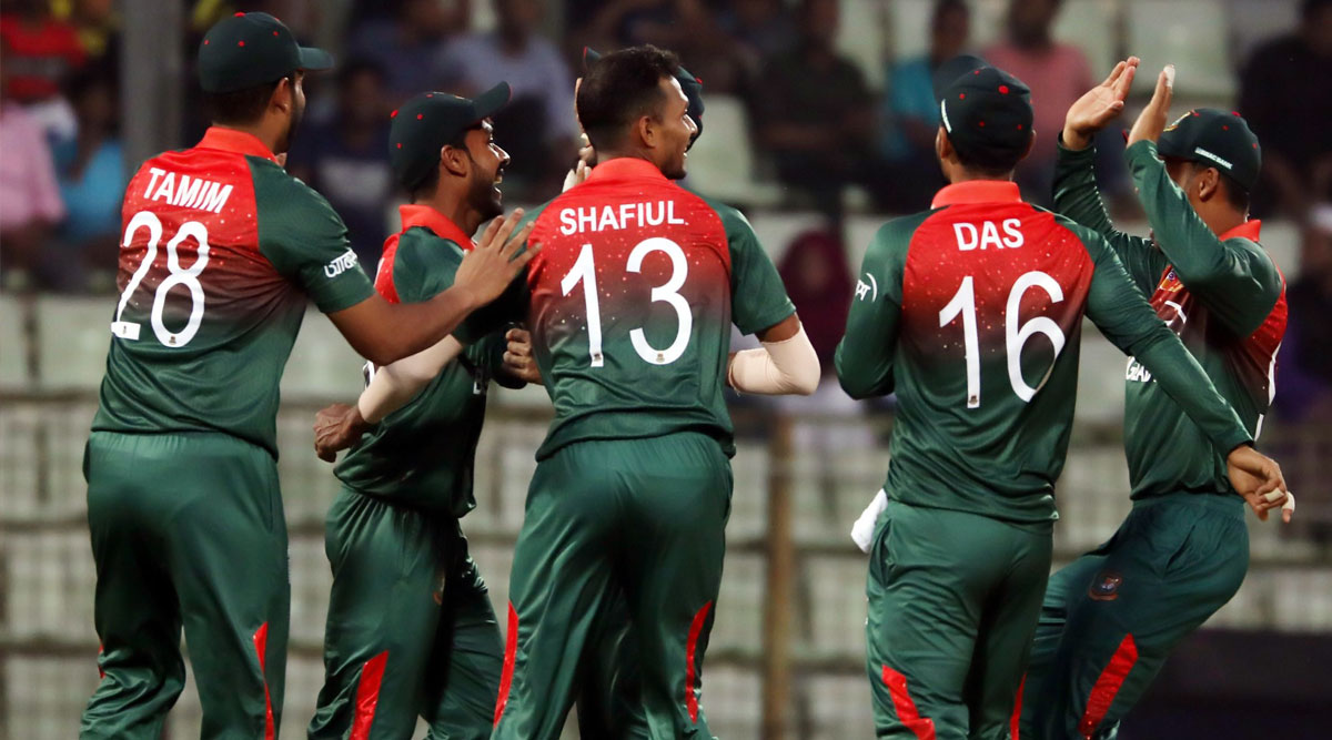 Bangladesh Cricket Team to Donate Half of Monthly Salary to Fight COVID-19 Pandemic