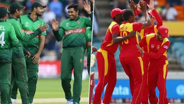Bangladesh vs Zimbabwe Dream11 Team Prediction: Tips to Pick Best Playing XI With All-Rounders, Batsmen, Bowlers & Wicket-Keepers for BAN vs ZIM 2nd ODI 2020
