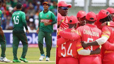 Zimbabwe vs Bangladesh, 3rd T20I 2021 Live Streaming Online and Match Timings in India