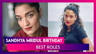 Sandhya Mridul Birthday- 5 Best Roles of the Page 3 Actress That Prove Her Versatility!