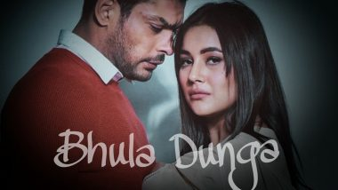Bhula Dunga First Look: Sidharth Shukla and Shehnaaz Gill Feature On An Intense Poster (View Pic)