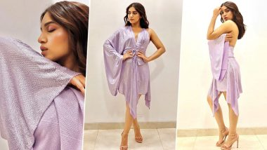 Bhumi Pednekar Says Shine On, Her Sequin Dress From Deme Is a House Party Wardrobe Staple!