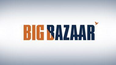 Big Bazaar Doorstep Delivery Service Launched in Delhi, Mumbai, Bengaluru & Gurugram Amid 21-Day India Lockdown