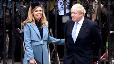UK PM Boris Johnson's Pregnant Fiancee Carrie Symonds Says She Is 'On the Mend' After Suffering From Coronavirus Symptoms