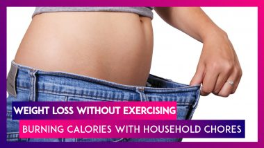 Weight Loss Without Gymming! Know The Calories You Can Burn With Household Chores During Lockdown