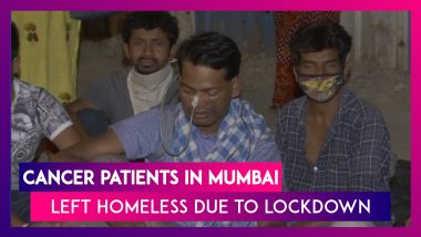 Cancer Patients, Their Relatives Stranded On Mumbai Streets Following Lockdown