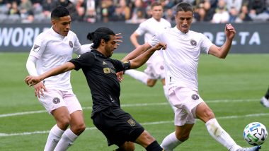 David Beckham-Owned Inter Miami Suffer Defeat on MLS Debut, Carlos Vela Scores Winner for Los Angeles FC