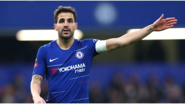 Cesc Fabregas Names His Top Two Mangers, Snubs Pep Guardiola From the List