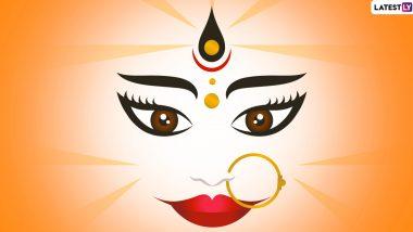 Chaitra Navratri 2020: Durga Bhajan, Shri Durga Stuti Paath, Durga Chalisa and Other Devotional Songs to Worship Navadurga (Watch Videos)