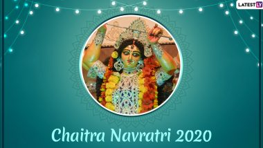 Chaitra Navratri 2020 Dates: Know Significance of Worshiping Goddess Durga During Nine Day Navaratri Festival