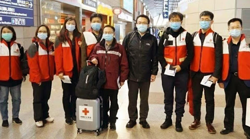 Coronavirus Outbreak: China Sends Medical Experts, Consignment to Help Italy & Spain Combat COVID-19