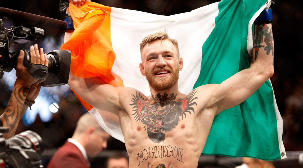Conor McGregor Pledges to Buy Protective Equipment Worth €1 Million For Hospitals Amid Coronavirus Pandemic