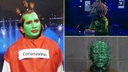 Coronavirus Human Representation: From Egypt, India, Pakistan to Russia, People Dress as Deadly COVID-19 Bug is Funny, Serious and Agonising (Pics & Videos)