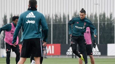 Cristiano Ronaldo Showers Madeira Footballers With Gifts Before His Return to Turin