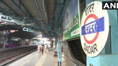COVID-19 Outbreak: Mumbaikars Stay Indoors as 'Janata Curfew' Commences