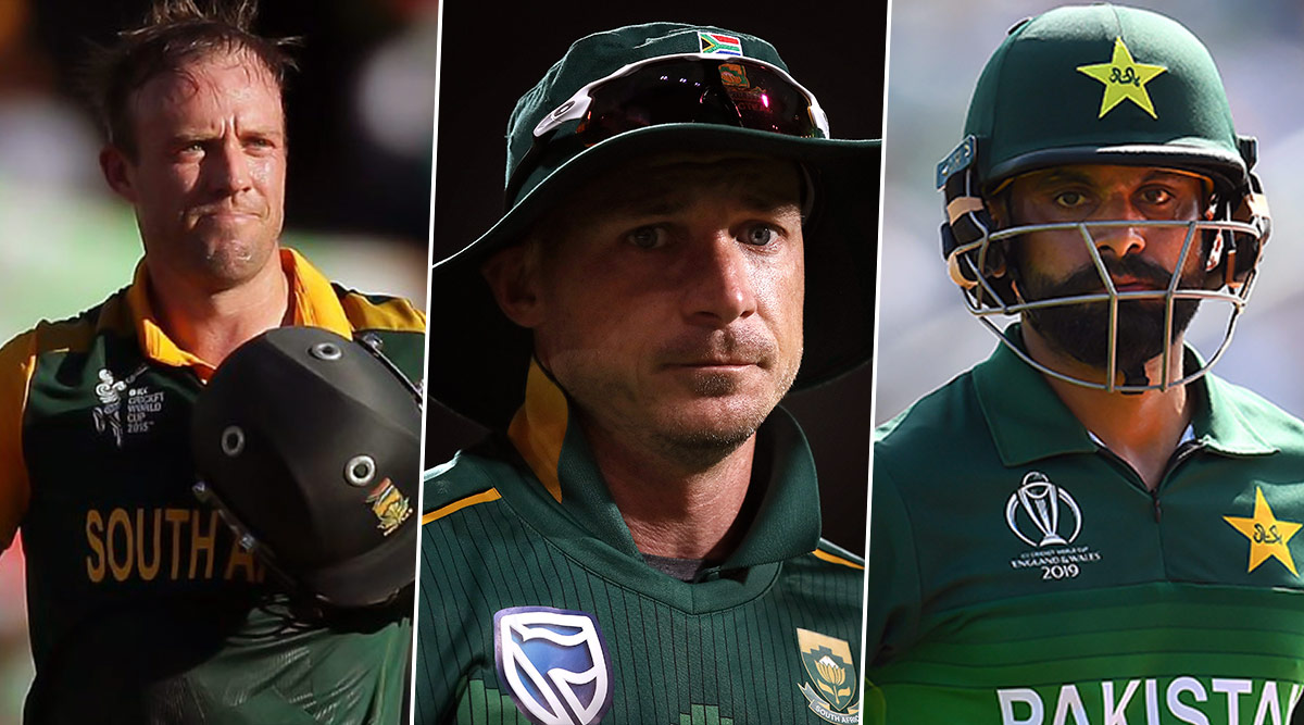 Dale Steyn Picks AB de Villiers As His Favourite Cricketer, Calls Mohammad Hafeez His Bunny (Watch Video)