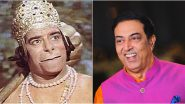 Ramayan: Vindu Dara Singh Recalls Father Dara Singh as Hanuman, Says 'His Last Wish Was To Re-Watch The Show'