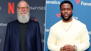 Netflix Postpones Inaugural LA Comedy Fest Featuring David Letterman, Kevin Hart Due to Coronavirus Outbreak