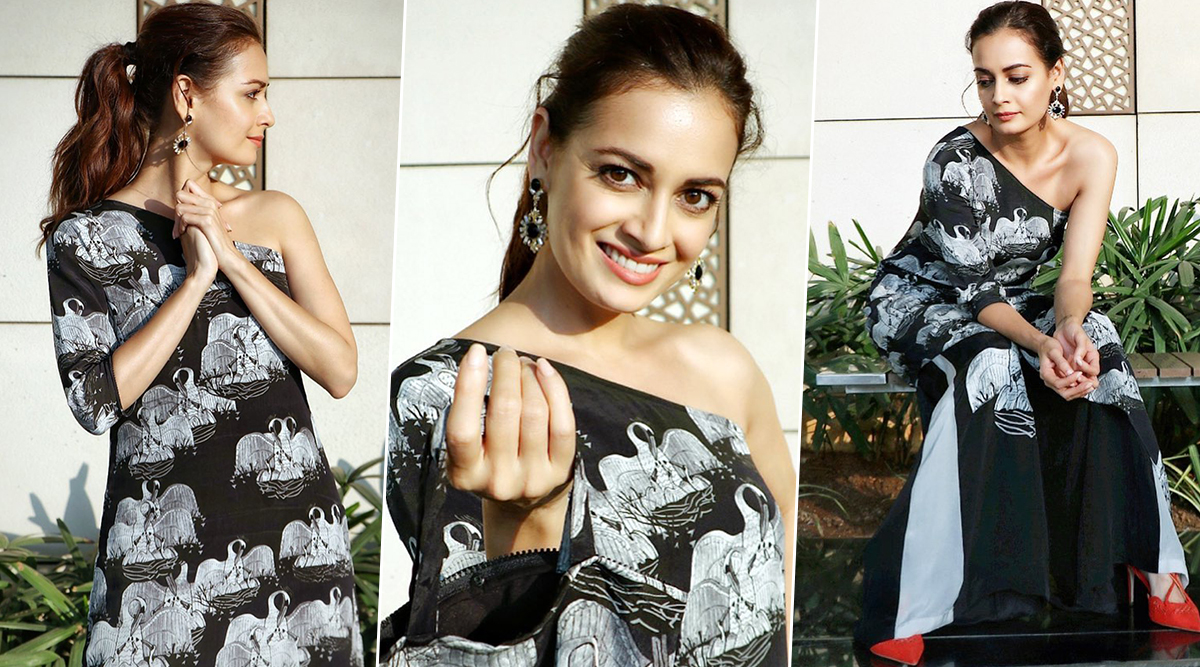 When Dia Mirza Took to Refusing Plastic Bags Movement With a Whole Lot of Sustainable Fashionable From the House of Masaba!