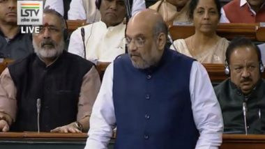 Amit Shah Speaks on Delhi Violence in Lok Sabha, Says 'I Requested NSA Ajit Doval to Visit Affected Areas'
