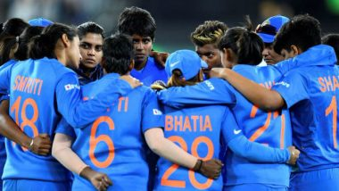 ICC Women's T20 World Cup 2020: Poor Fielding, Lack of Application Let India Eves Down in WC Final