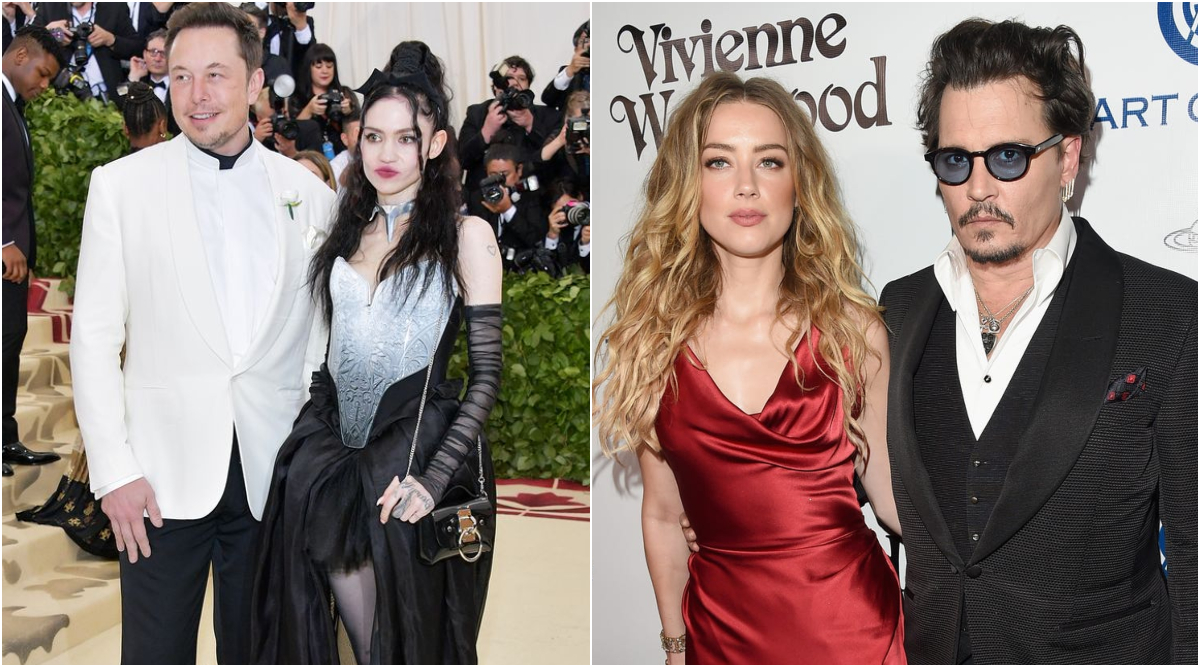 Elon Musk Unfollows Pregnant Girlfriend Grimes on Twitter After Johnny Depp Alleges Amber Heard of Cheating On Him With the SpaceX CEO